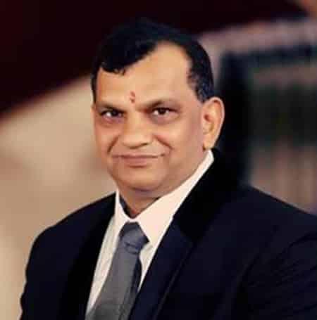 Mr. P.K. Bhagchandka founder of Purushottam Bhagchandka Academic School