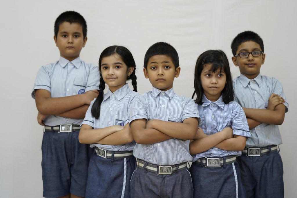 ICSE School Students